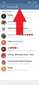 Dating Teleram group link
